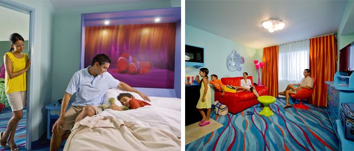Hotel Novo Na Disney Em Orlando Art Of Animation