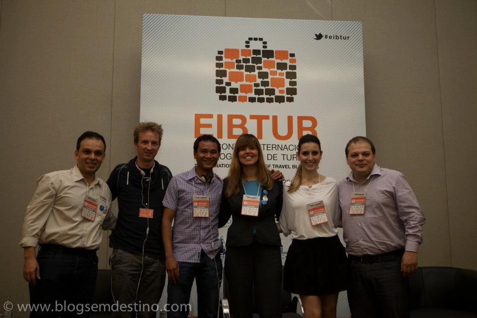 Marcelo, Melvin, Keith, eu, Cinthia e Guto