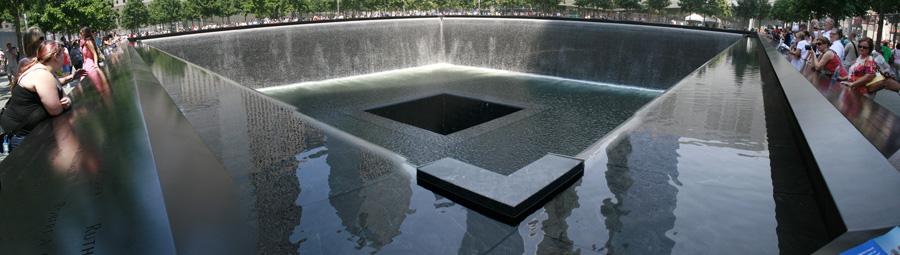 Dentro do Memorial