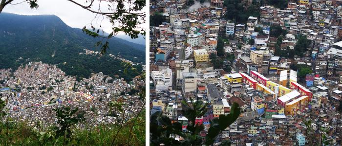 Vista da Rocinha
