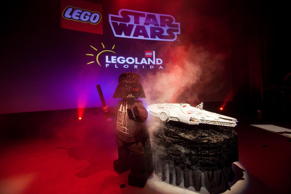 Star Wars no Legoland
