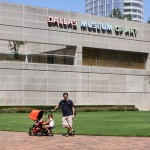 Visitando o Dallas Museum of Art