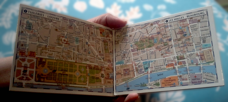 maps popout
