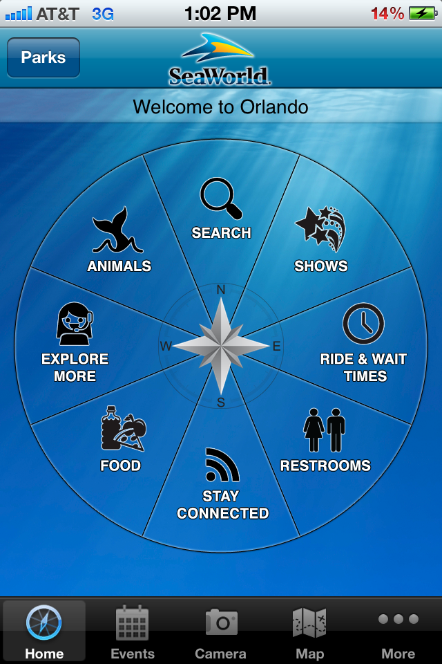 Sea World App