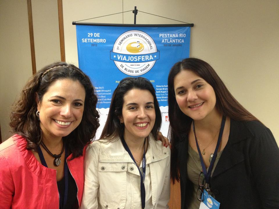 Renata, Ana e Caro