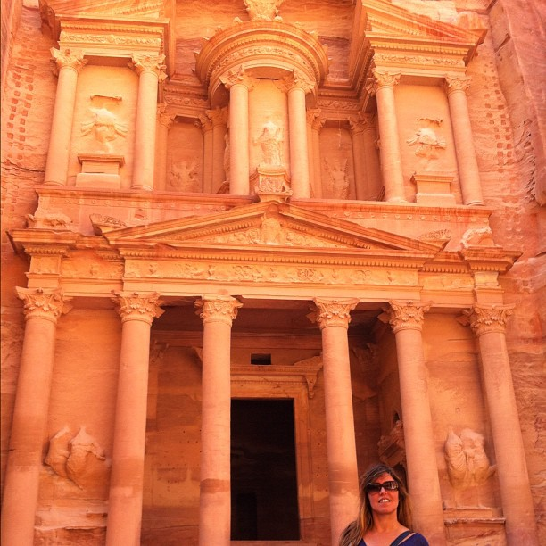 O Tesouro de Petra
