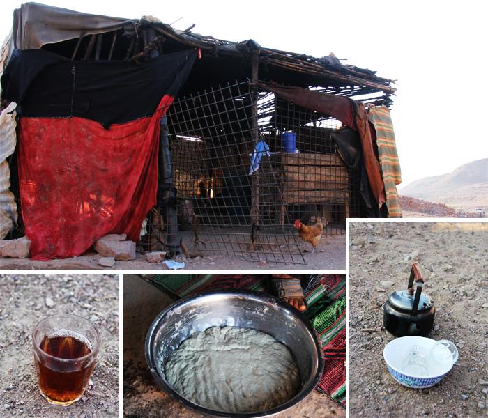 Cozinha e Chá Beduíno