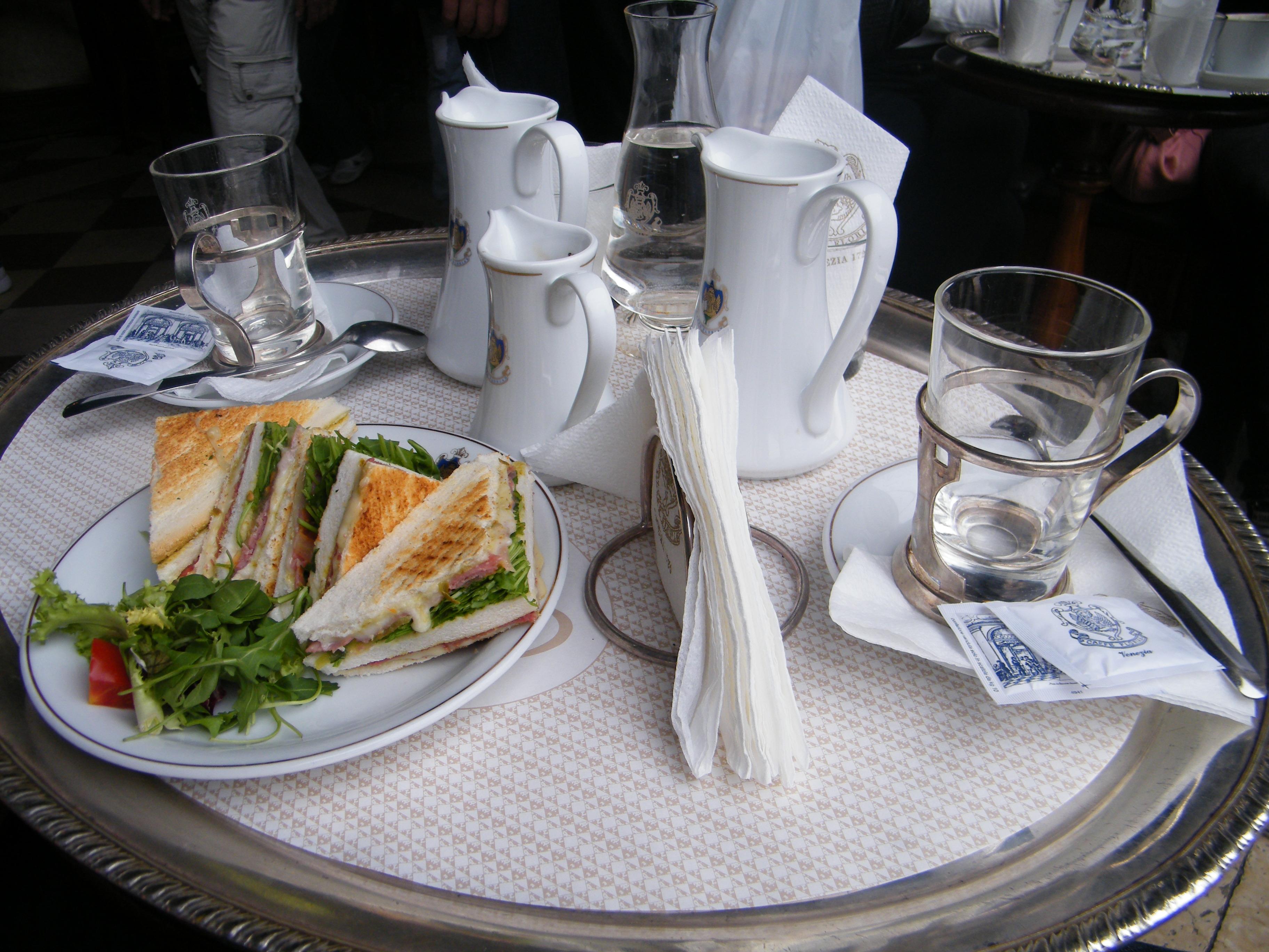 Veneza: Caffé Florian