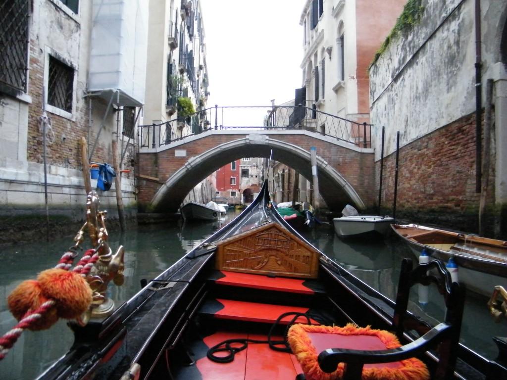 gôndola Veneza
