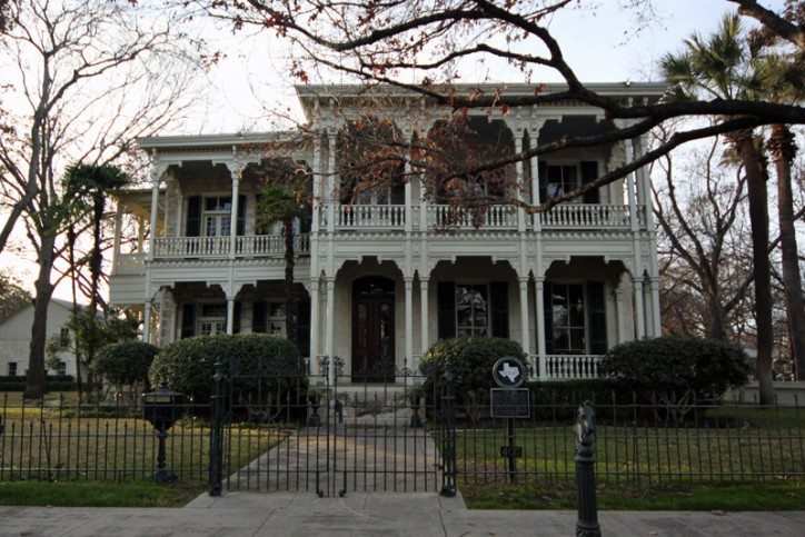 Chabot House, no King William District
