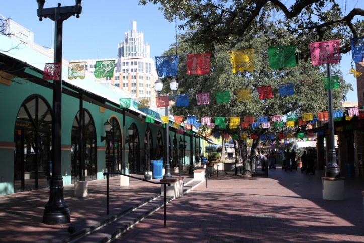 Market Square, ou El Mercado
