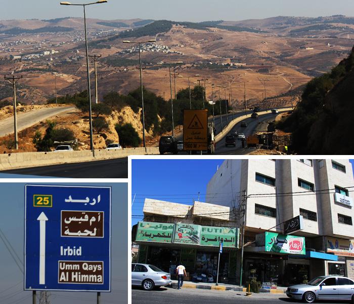 Estrada para UmmQays