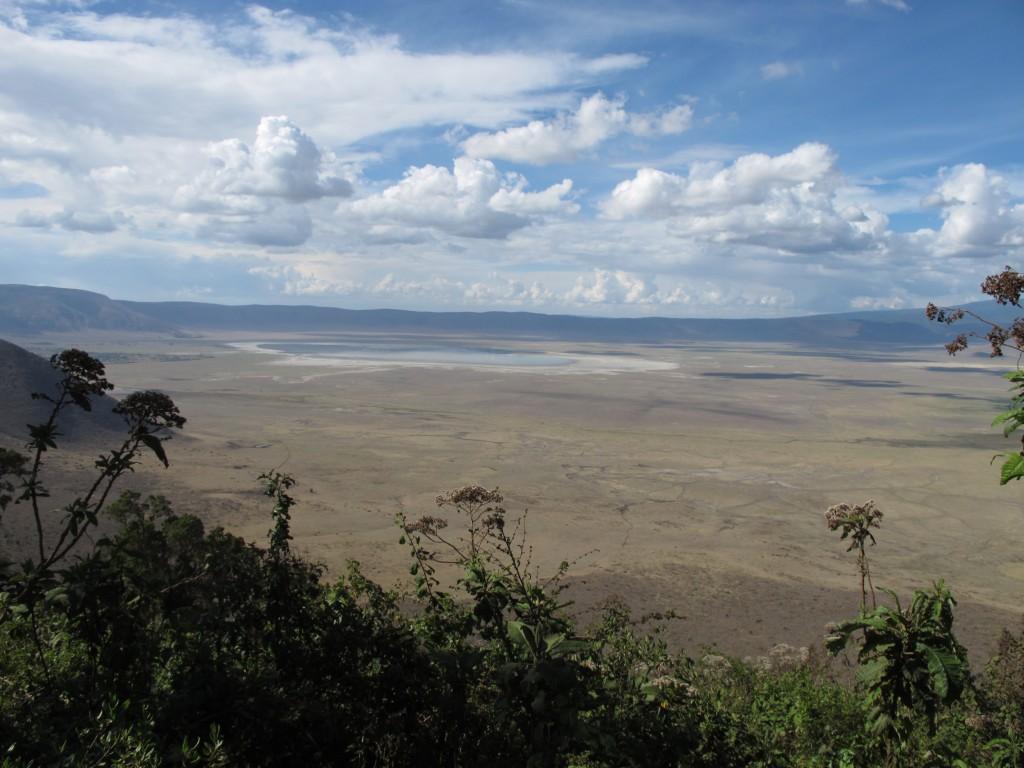 Cratera Ngorongoro