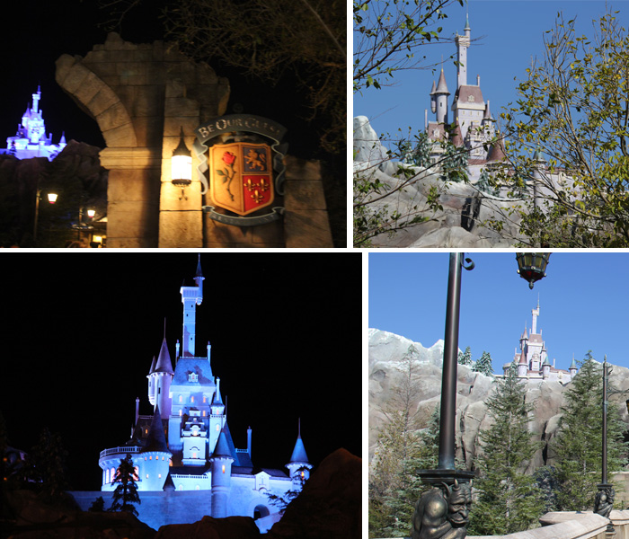 Castelo Dia e Noite