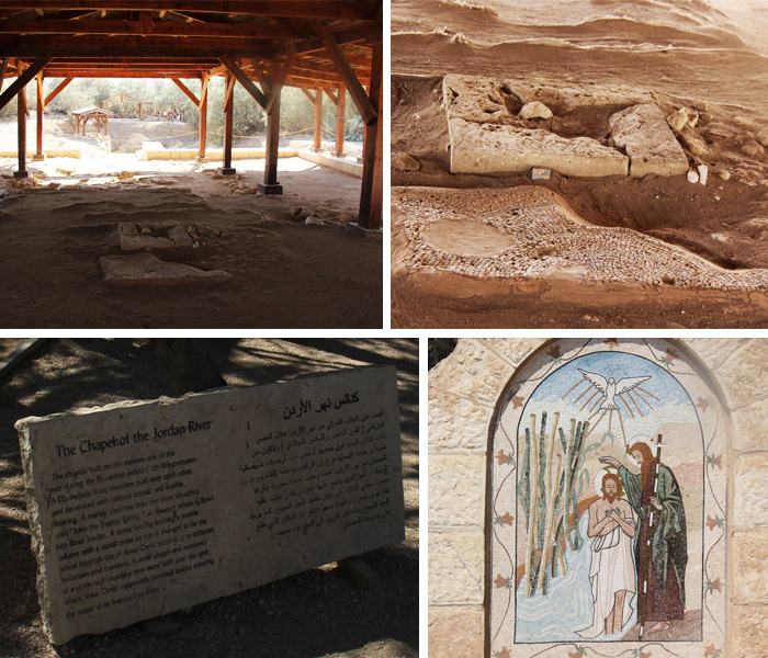 Igreja do Rio Jordão