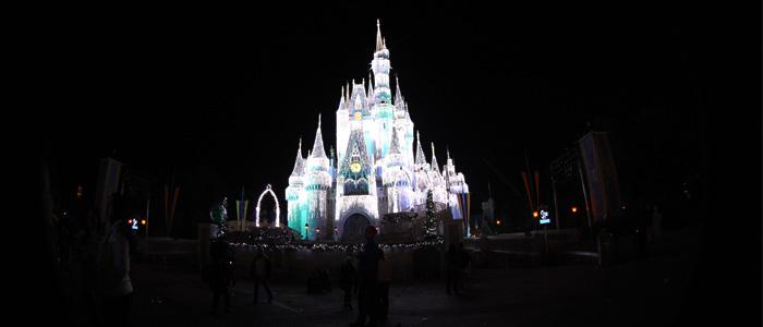 Castelo de frente
