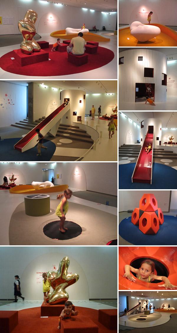 playground do hakone open air museum