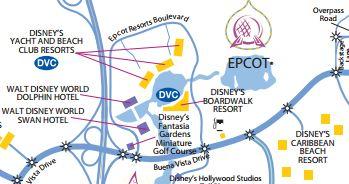 Hotéis próximos do Epcot Center