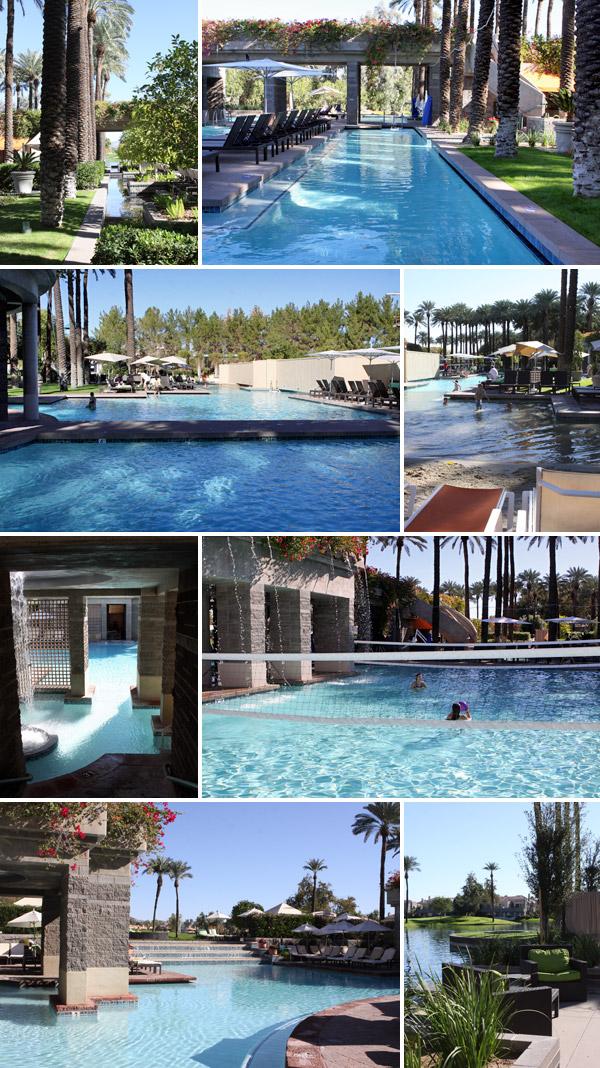 piscinas hyatt scottsdale