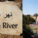 Jordânia: Visitando o Rio Jordão Onde Jesus foi Batizado