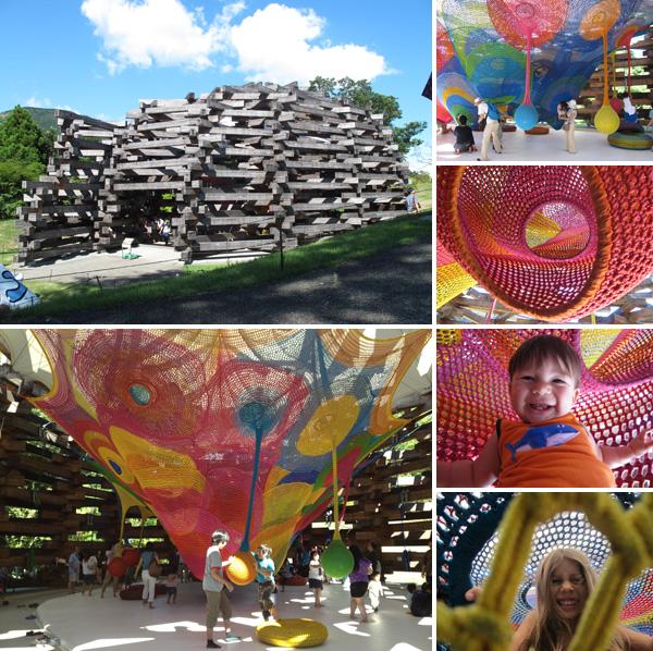 Woods of Net no Hakone Open Air Museum