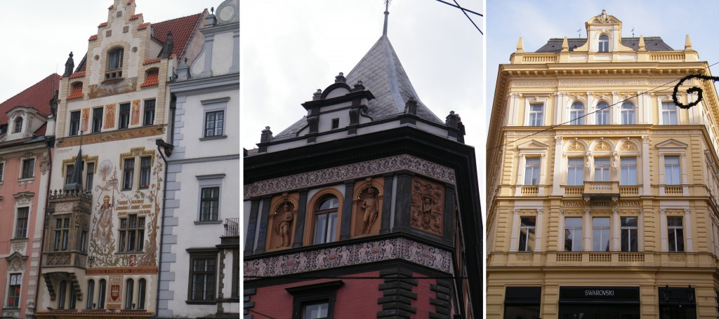 praga arquitetura