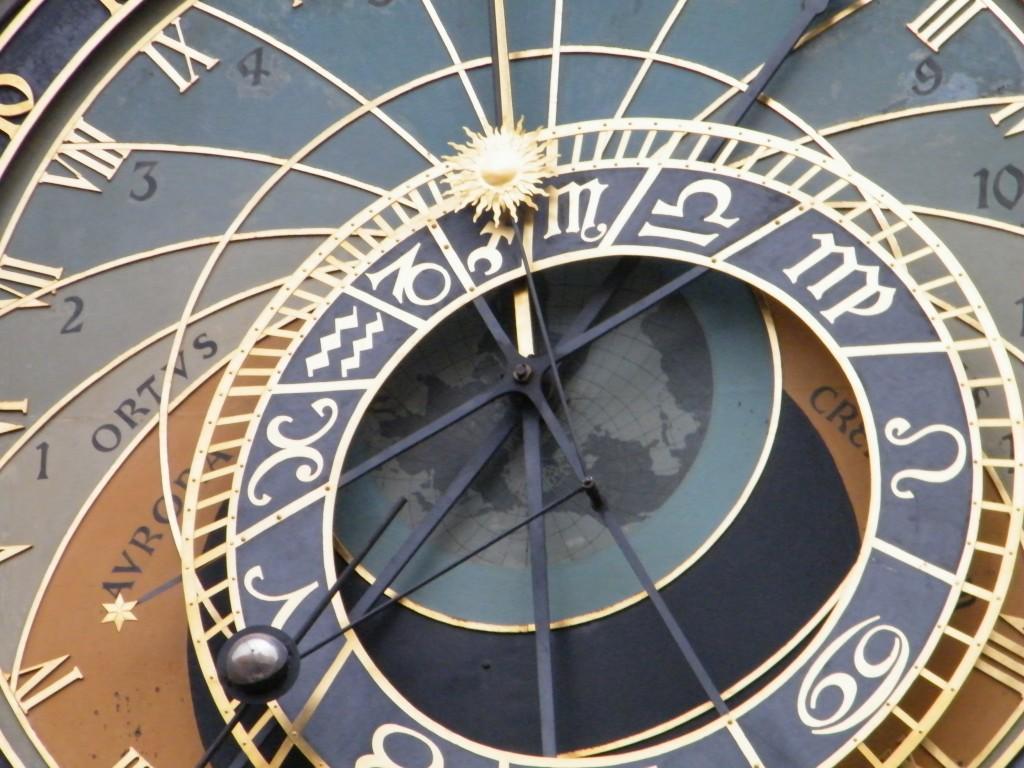 Relógio Astronômico, Praga