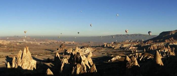 Foto Capadocia balao