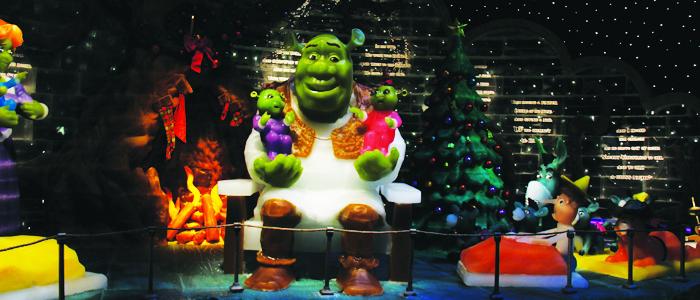 Shrek e o Natal em Familia