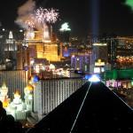 O Que Fazer no Reveillon/Ano Novo em Las Vegas?