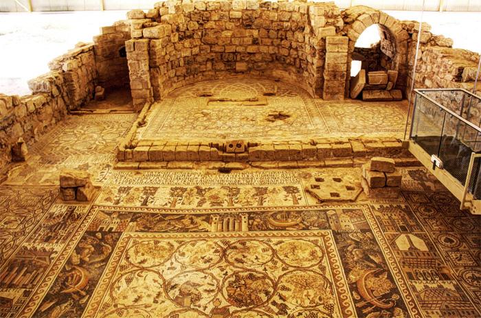 Chão em Mosaico da St. Stephen's Church