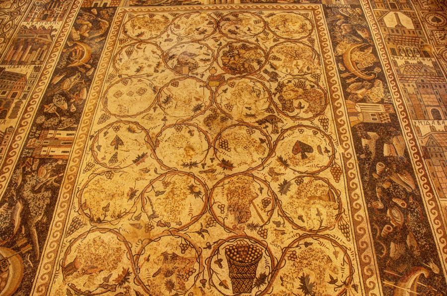 Detalhes do Mosaico