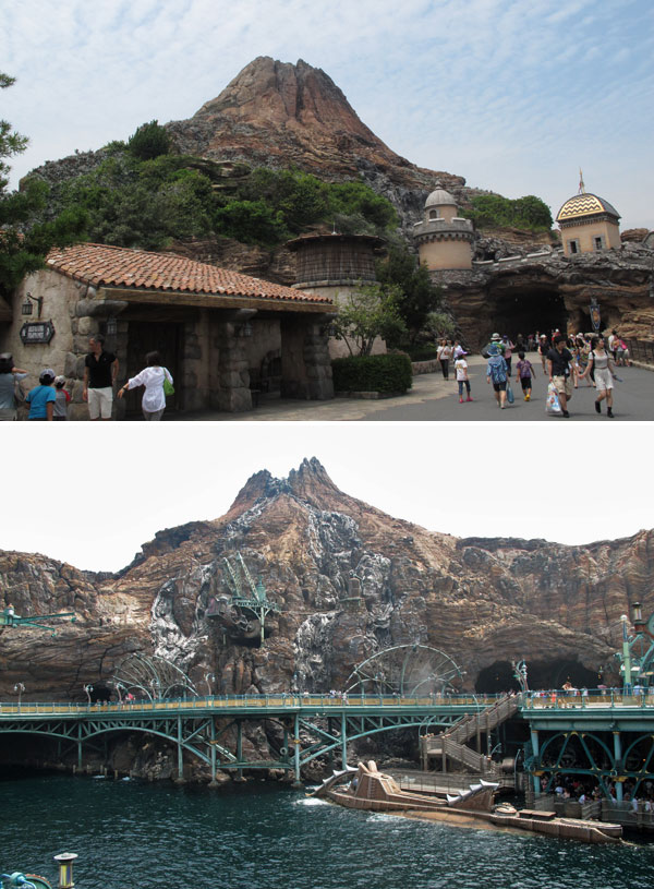 disney sea mysterious island