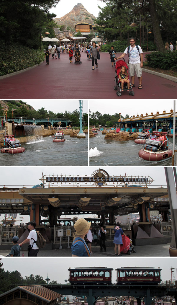 disney sea port discovery