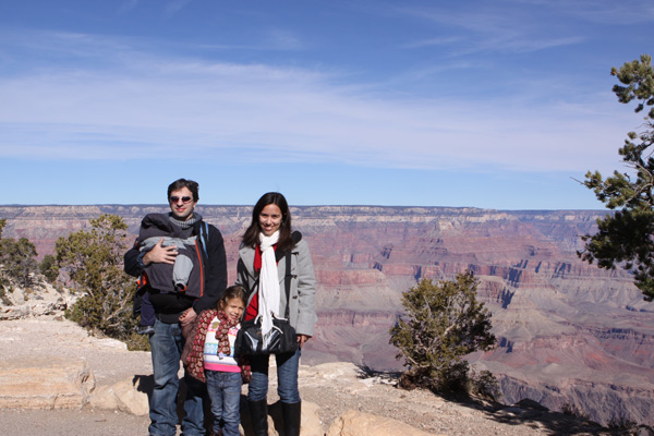 misuras no grand canyon