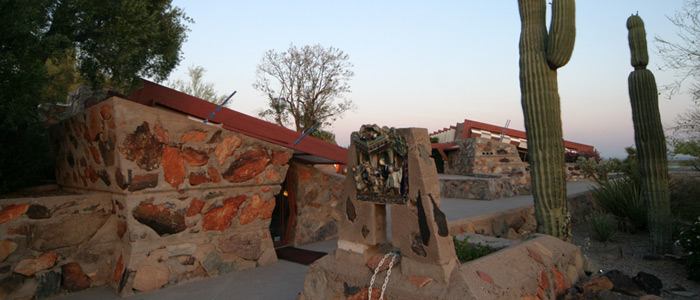 Taliesin West, de Frank Lloyd Wright