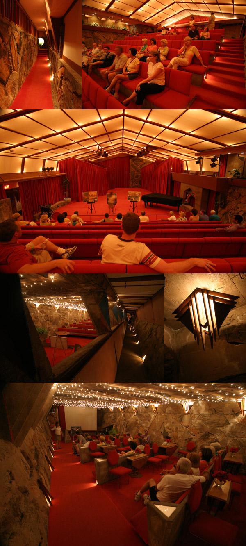 taliesin west teatros