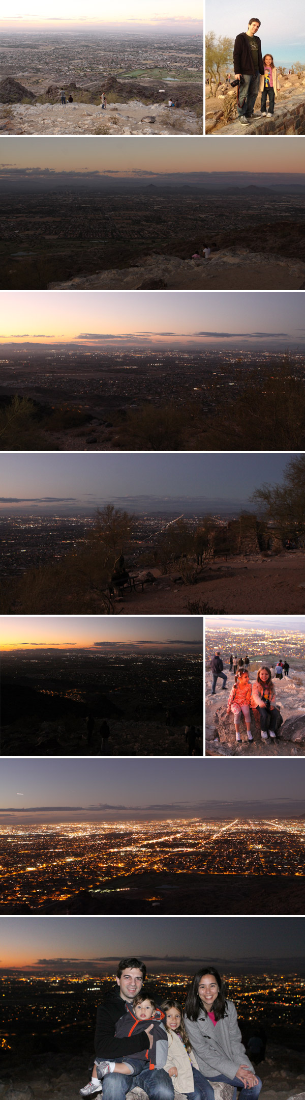 vista de phoenix south mountain
