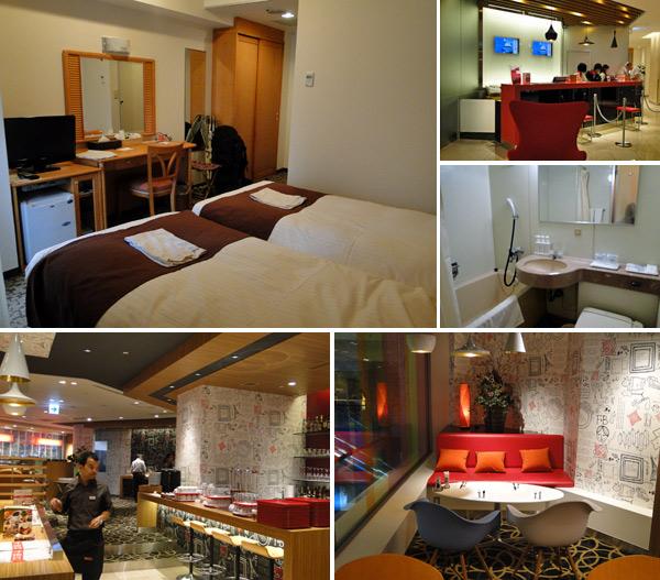 Hotel Ibis Tokyo Shinjuku, fotos de Aryele Herrera