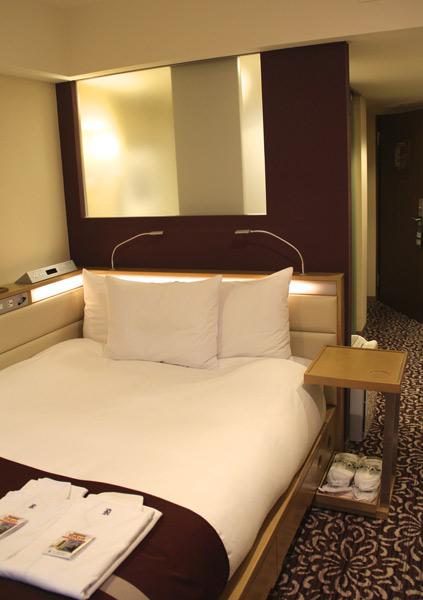 Hotel Ryumeikan Tokyo, foto: Anna Bárbara Fernandes