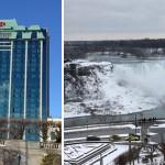 Hotel em Niagara Falls: o Sheraton on the Falls tem uma vista espetacular
