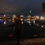 Estocolmo: amor a primeira visita