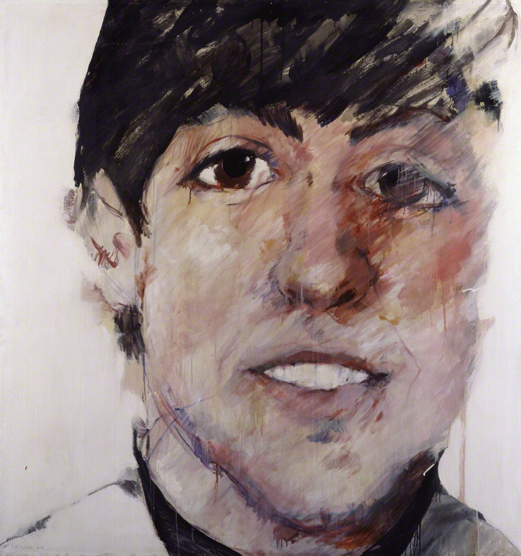 NPG 6172; Paul McCartney ('Mike's Brother') by Sam Walsh