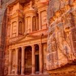 Petra na Jordânia: Um Tesouro e Um Sonho