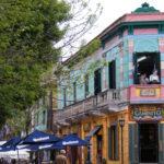 Os bairros de Buenos Aires