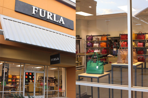 Furla no Houston Premium Outlets