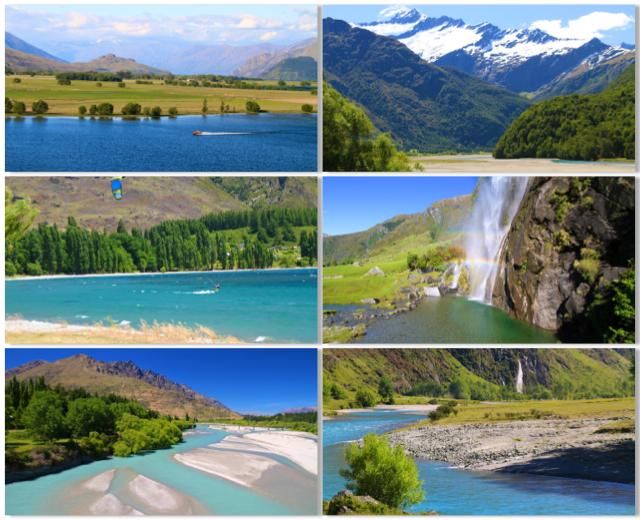 Décimo primeiro dia da Viagem: Explorando Wanaka e arredores