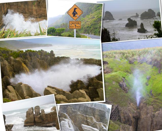 Décimo oitavo dia: Explorando Costa Noroeste da Ilha Sul da Nova Zelândia