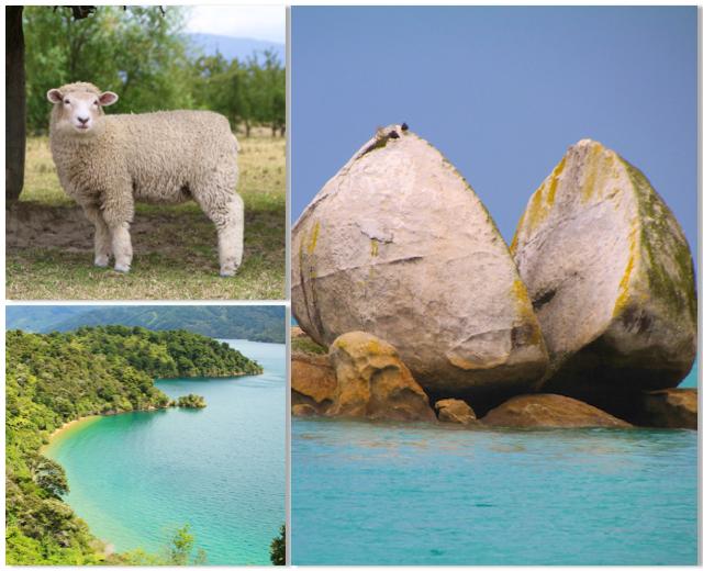 Décimo nono dia: Abel Tasman National Park