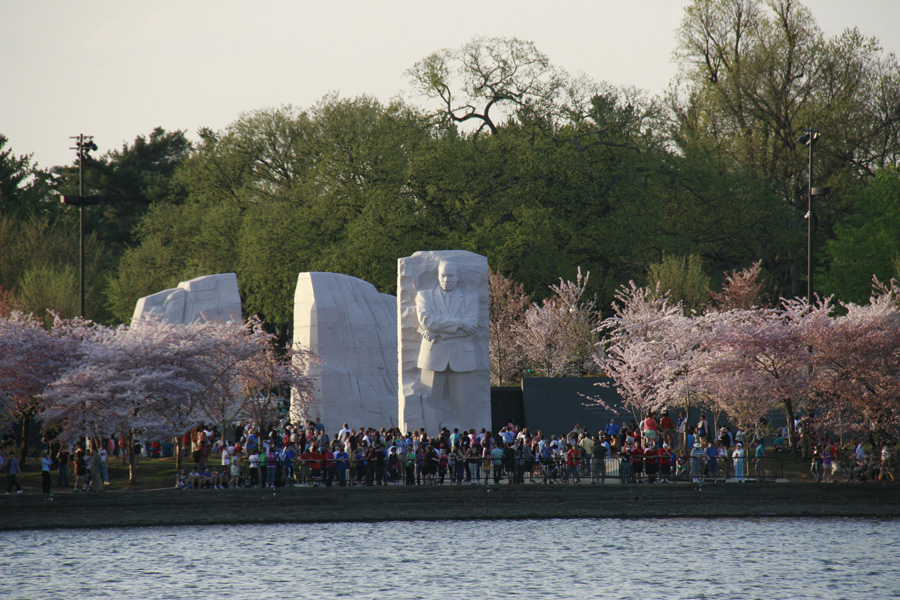 O Martin Luther King Jr. Memorial